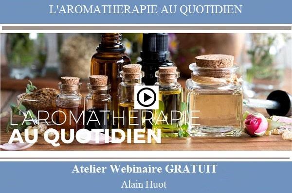 atelier pour apprendre l'aromathérapie
